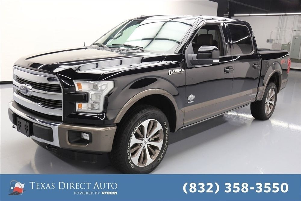 Ford F 150 4x4 King Ranch 4dr Supercrew 5 5 Ft Sb Texas Direct