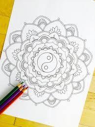 Image Result For Easy Corner Mandala Drawing Mandala Stones And