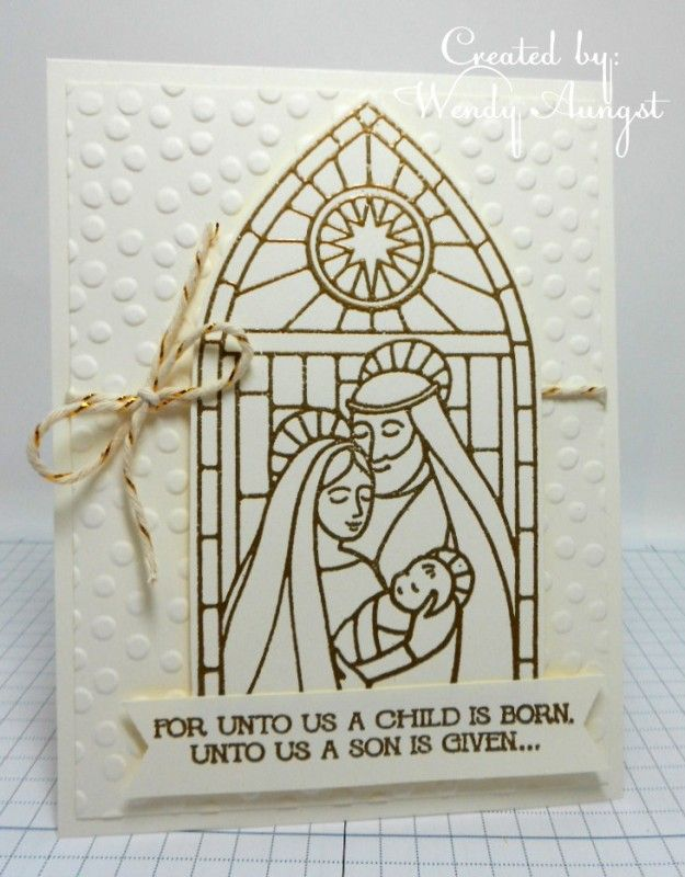 CC545~ Gentle Peace by WeeBeeStampin - Cards and Paper Crafts at Splitcoaststampers