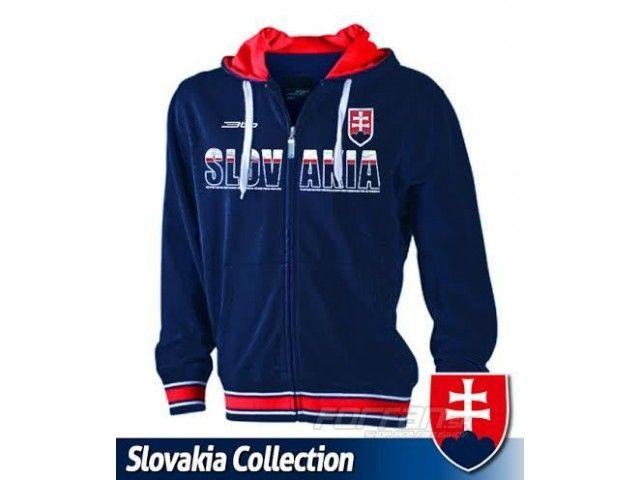 20fdef7e1 Pánska mikina s kapucňou na zips SLOVAKIA Collection | SK Mikiny ...