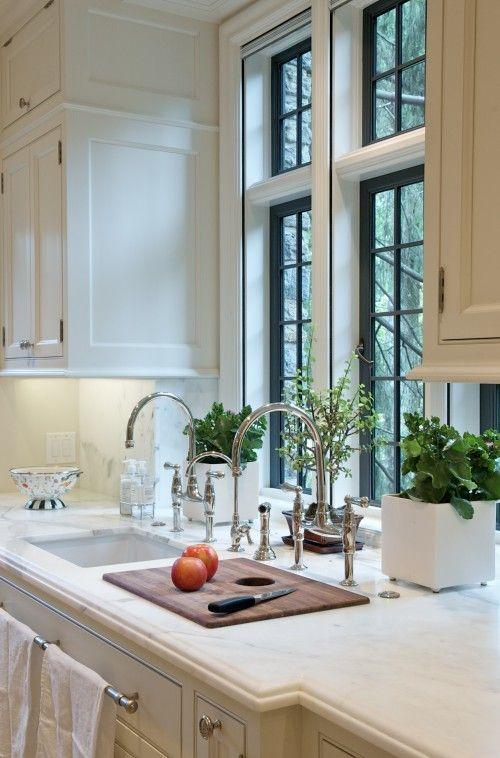 Love the kitchen windows ideas para renovar tu casa for Ideas para renovar tu casa