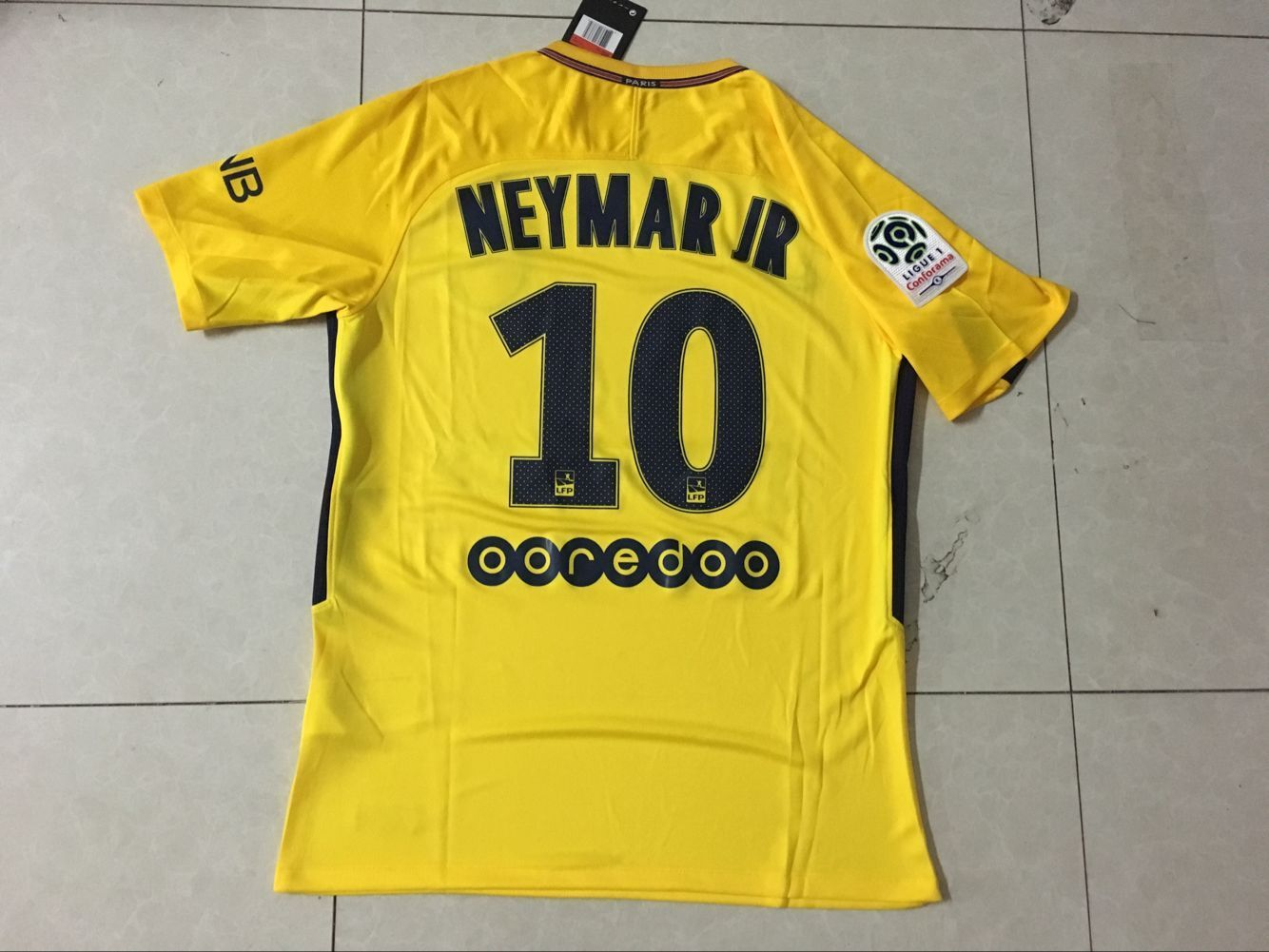 Size S-XXXXL Customized any name and number. Find this Pin and more on 17 18  PSG Neymar JR soccer jerseys ... d2a46b1ff
