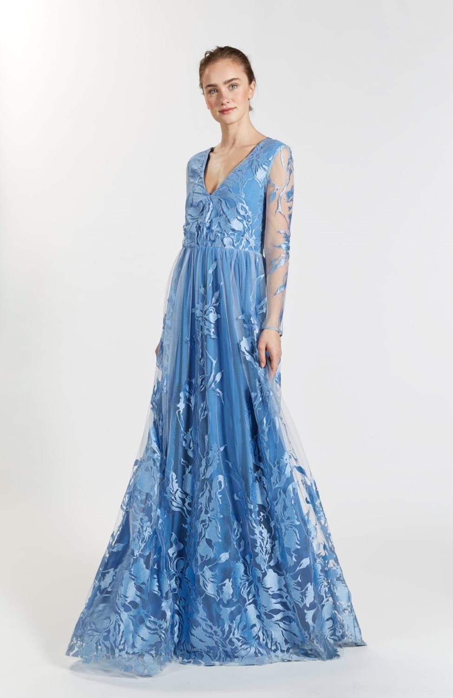 Vestido Samoa Pico Azul 102060 | Clothing | Pinterest | Vestidos ...