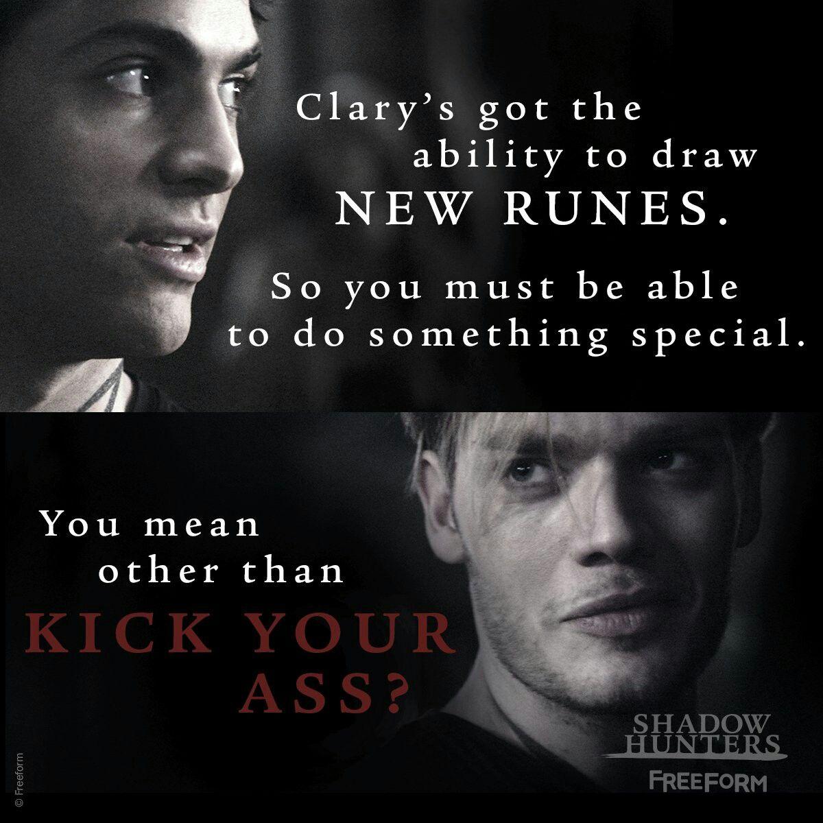 Alec et jace