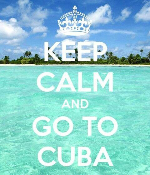 Cuba Travel Quotes: I'm Going To Cuba Around New Year's This Year. So Excited