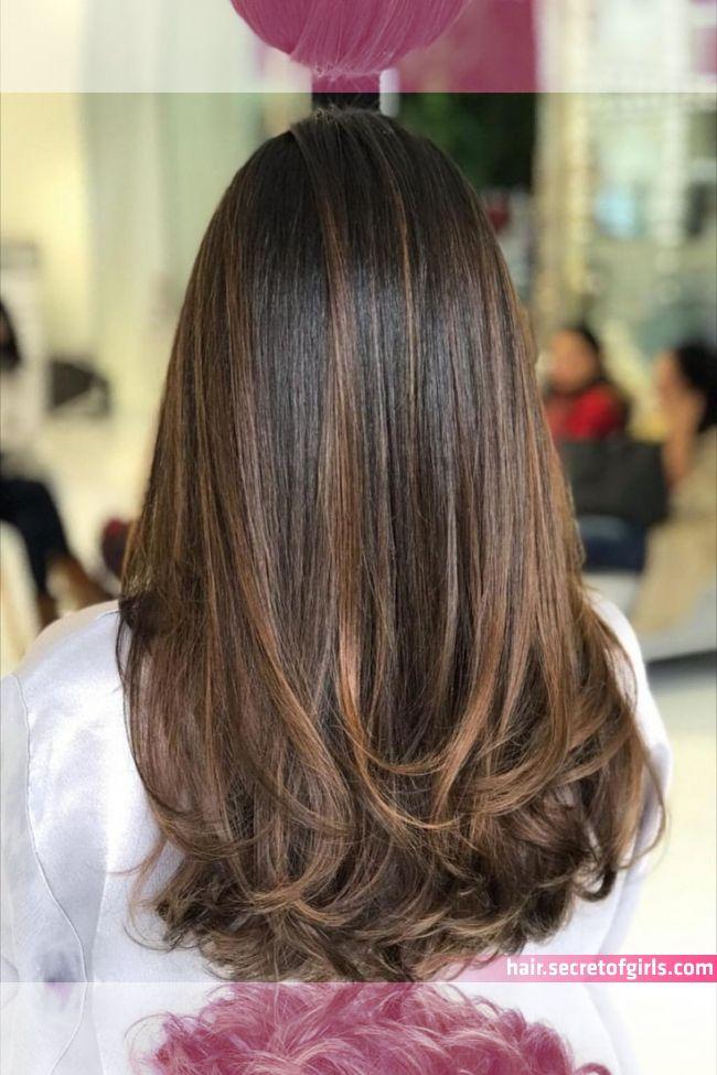 Pin On Reflejos Pin On Reflejos In 2020 Brown Hair Balayage Haircuts Straight Hair Balayage Hair