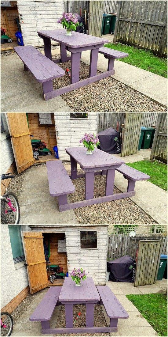 pallet furniture instructions free | Pallet furniture ...