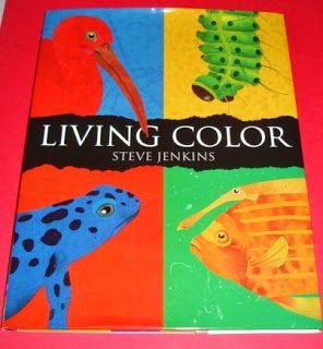 Living Color - Great book for kids about animals and color | Animals ...