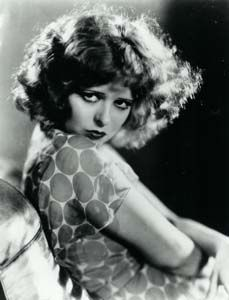 Bow138 - Clara Bow - Silent Movie Star - More at http://cine-mania.it