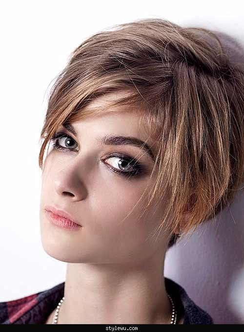 Short Hairstyles Thin Fine Hair - Best Short Hair Styles