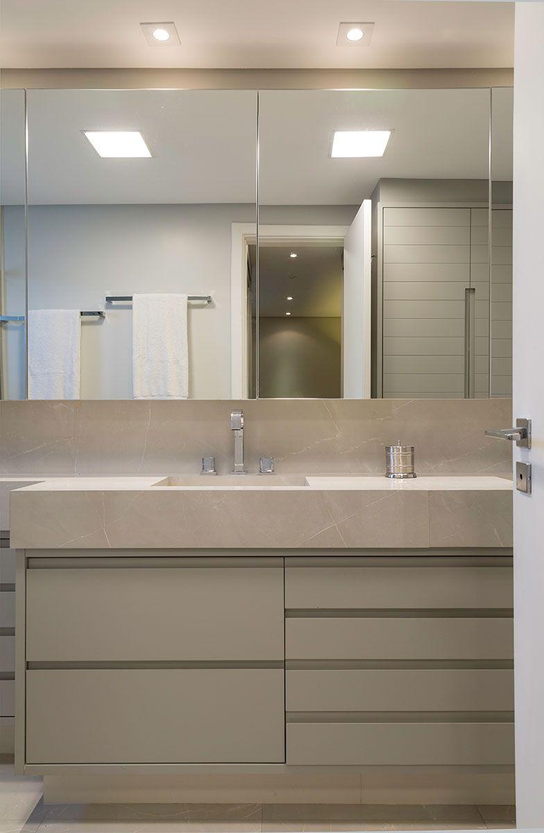 Moderno E Atual Com Imagens Decoracao Banheiro Pequeno