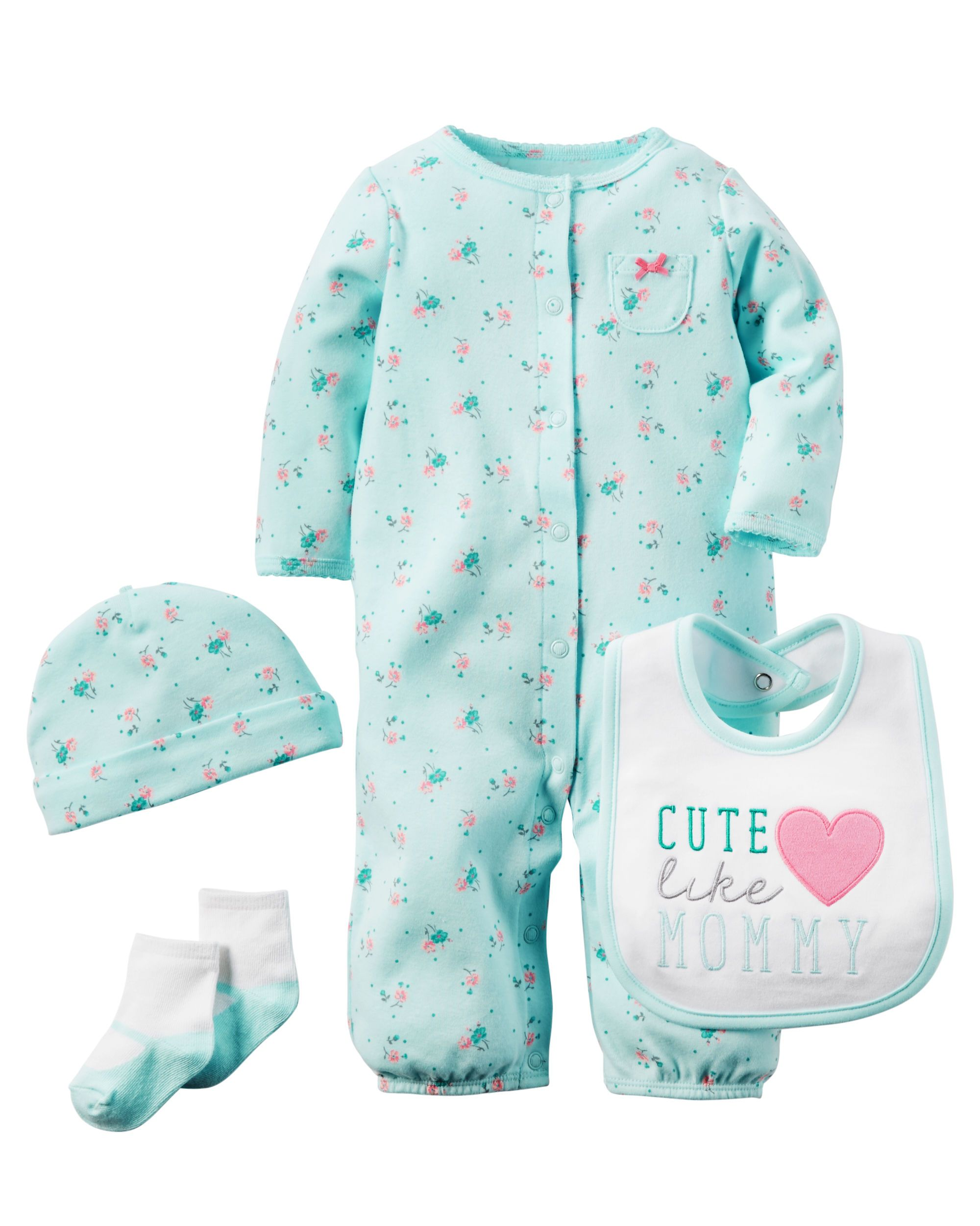 b99ab1a441 Perfect for your baby girl s first day home