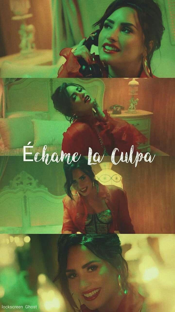 Echame La Culpa Wallpaper Demi Lovato Demi Lovato Cantores Selena Gomez