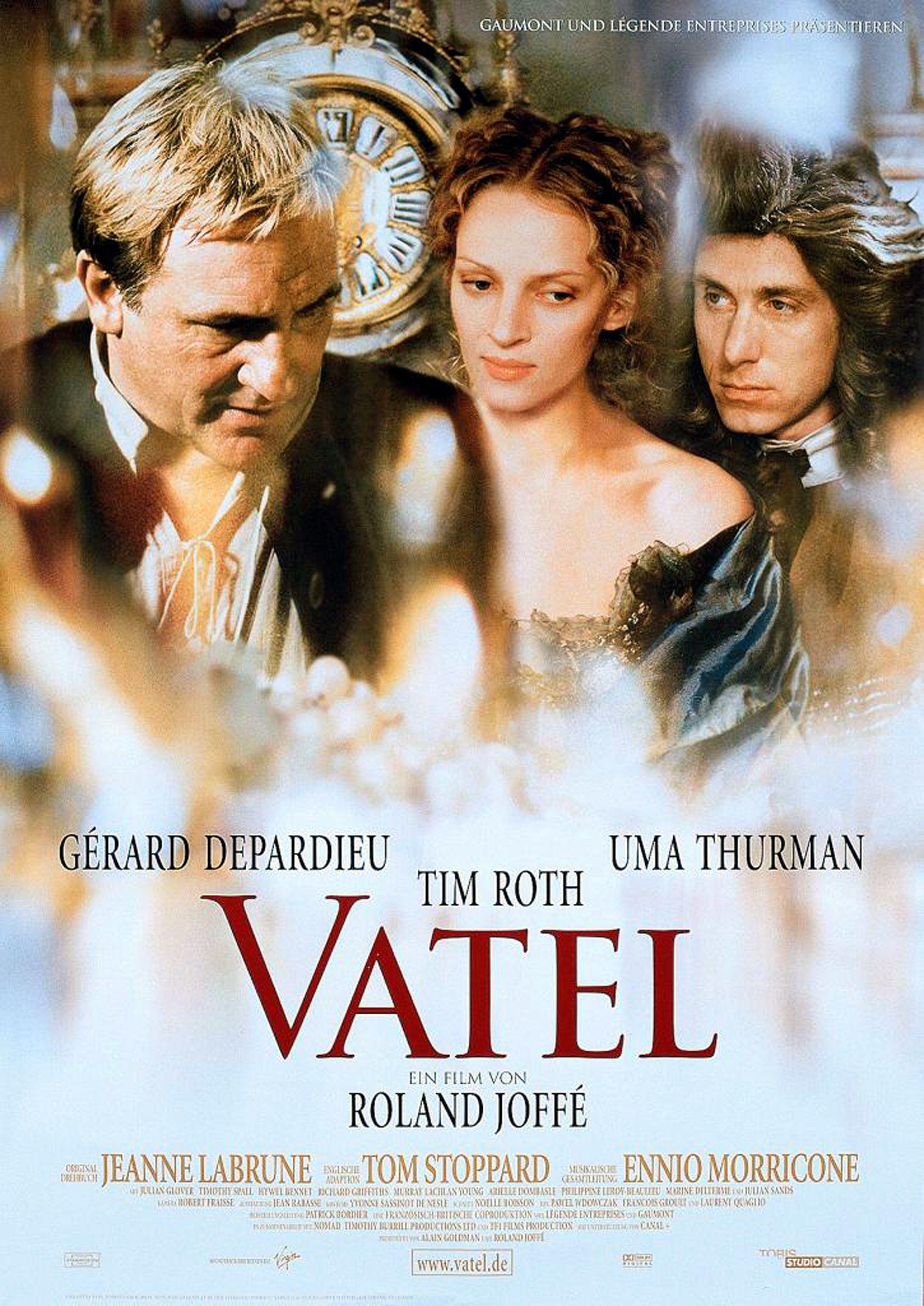 Vatel #Food_Film
