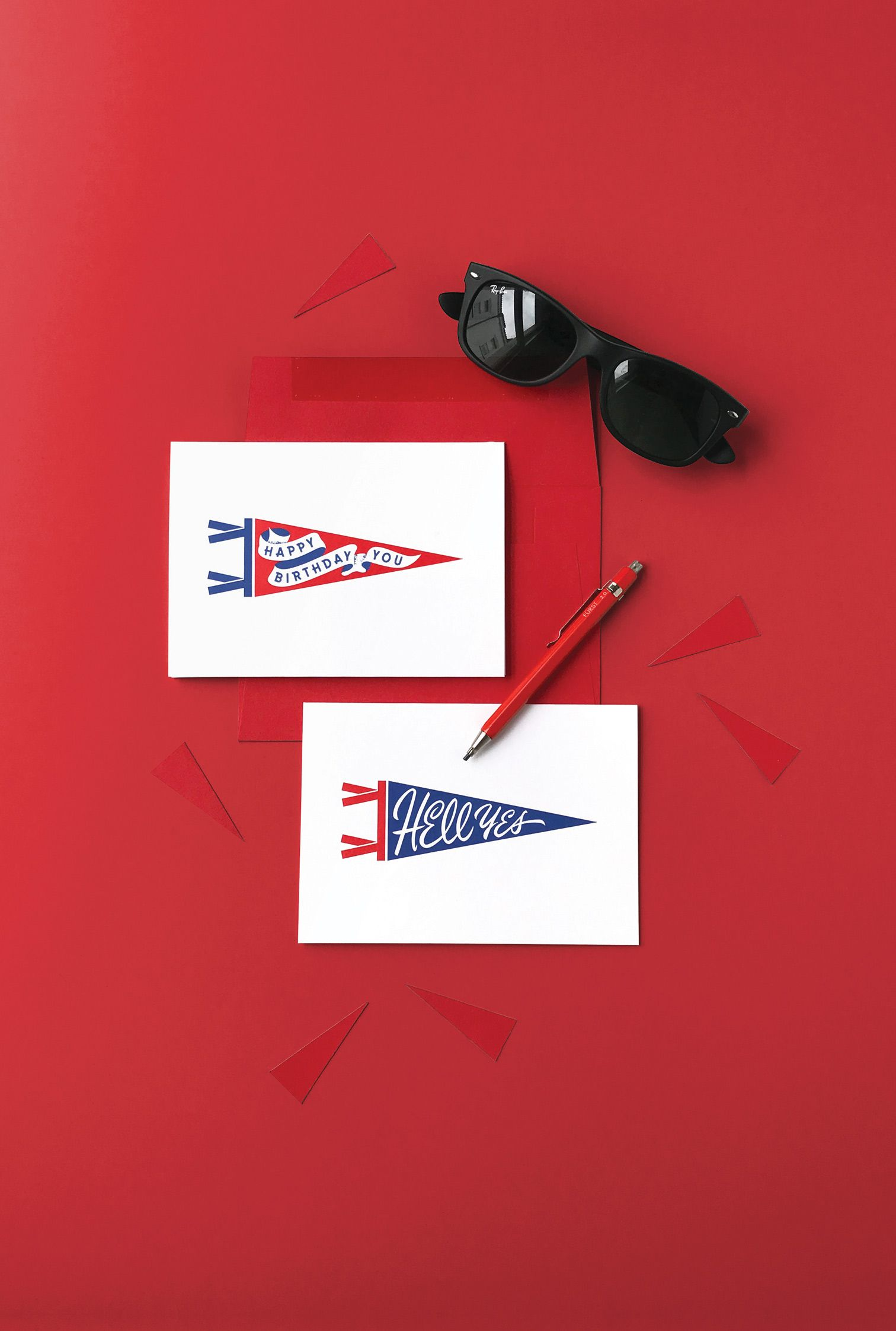 Created In Collaboration With Sean Tulgetske These Greeting Cards