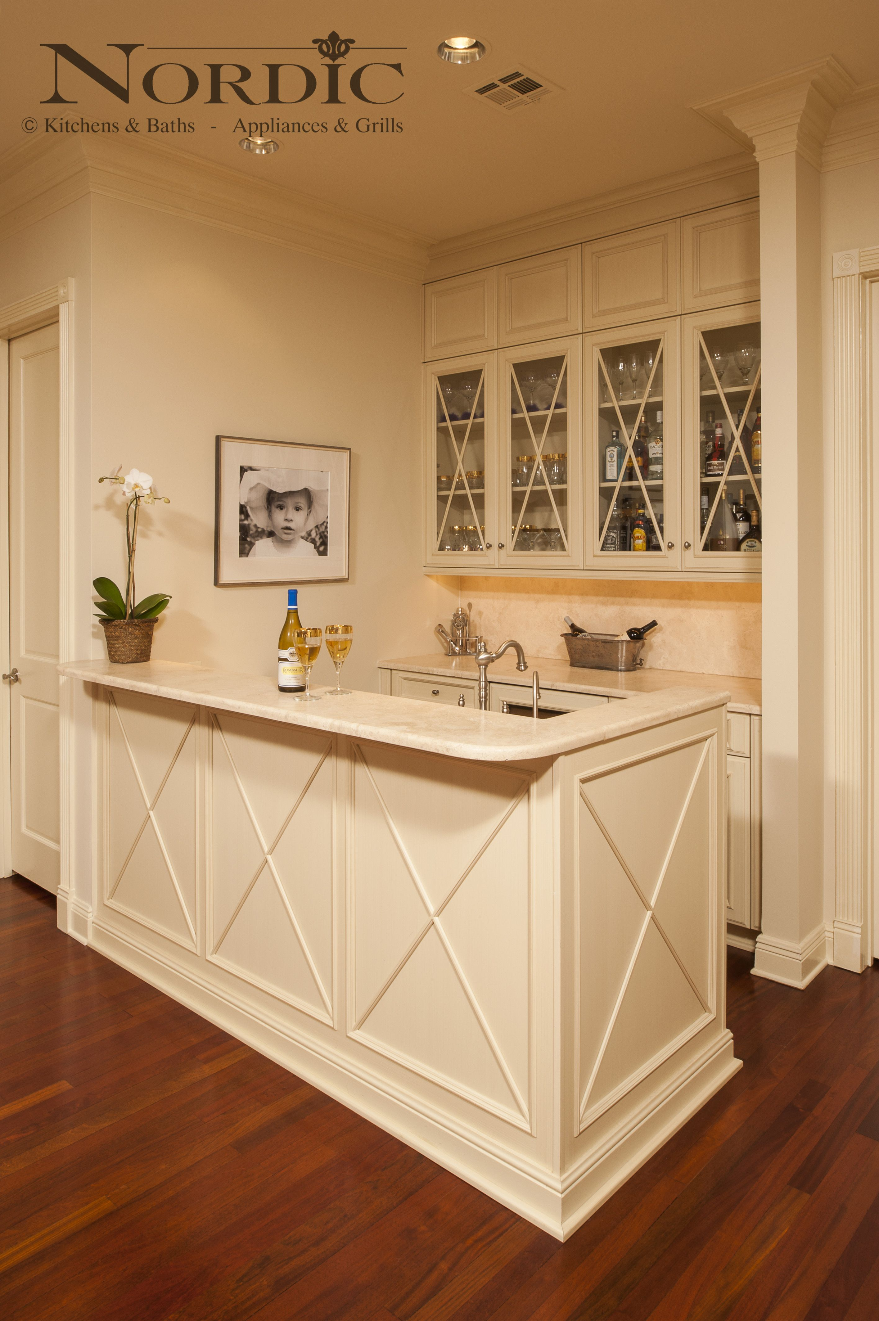 Smithport Cabinetry Nordic Kitchens And Baths Metairie La Updated Kitchen Nordic Kitchen Traditional Kitchen