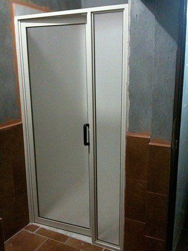 Puertas para duchas en acr lico para m s informaci n for Manijas para regadera