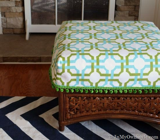 Make Cushion Covers - The Easy Way!