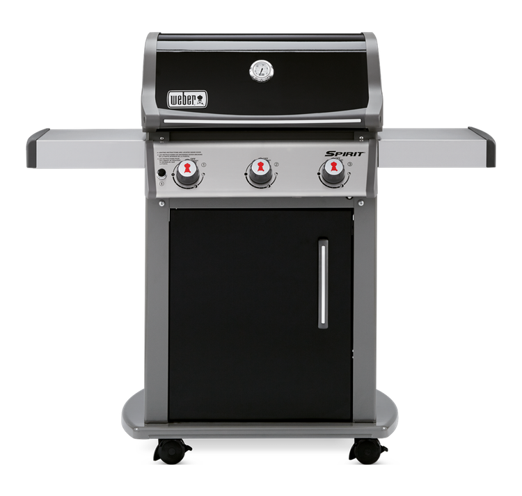 Spirit Ii E 310 Gas Grill Black Natural Gas Grill Propane Gas Grill Best Gas Grills