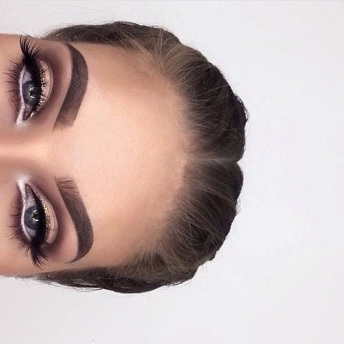 Gorgeous eye make up beauty look Pinterest // EllDuclos