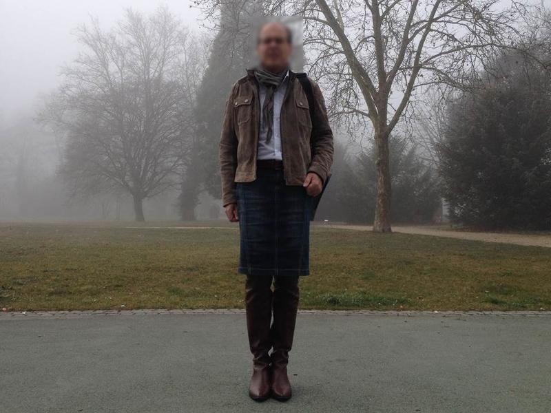 Jeansrock   How to wear, Fashion, Dress skirt