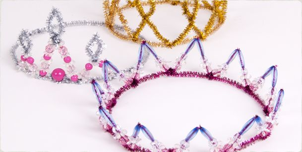 Craft activities for kids just gorgeous queen 39 s crown for Art and craft crown