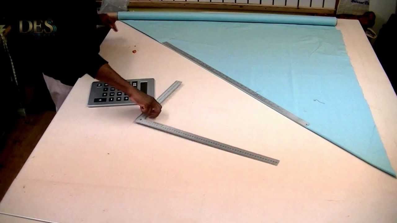 Learn How To Make Waterfall Valance Part 1 - Best ...