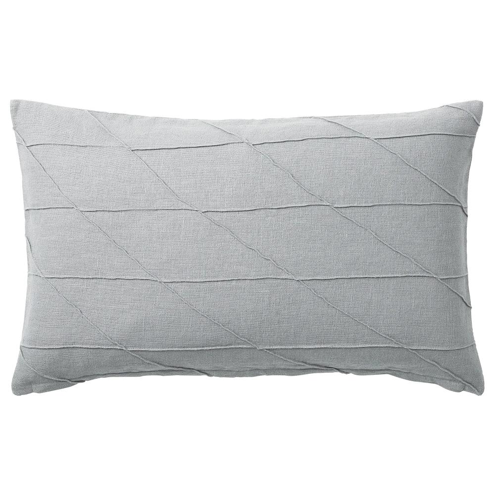 Harort Cushion Gray 16x26 Cushions Ikea Cushions Grey Cushions