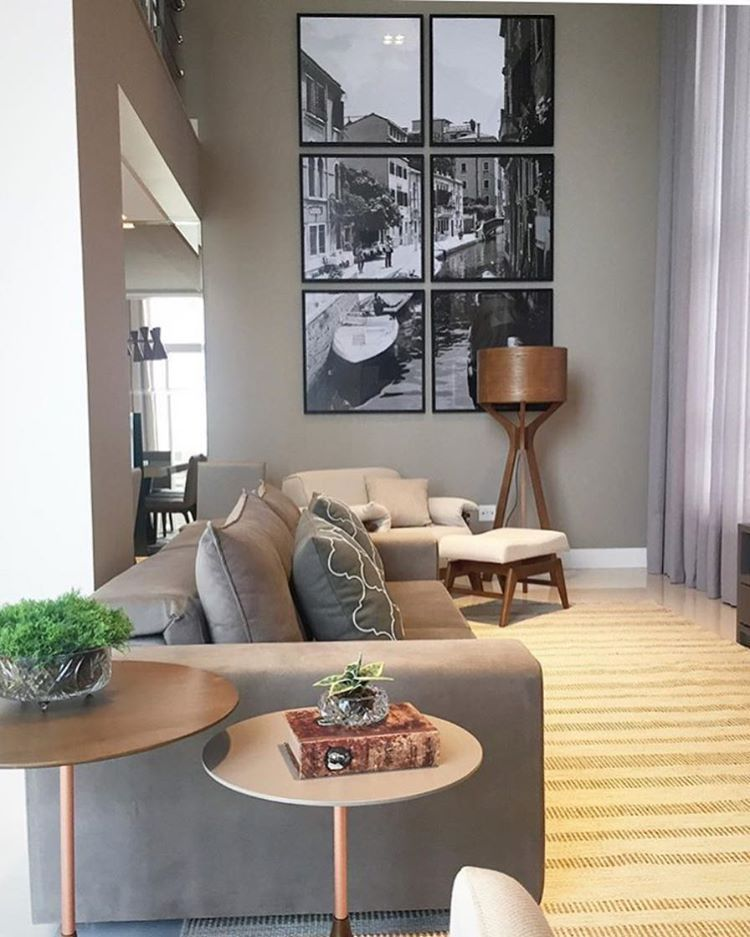 29 Beautiful Black and Silver Living Room Ideas to Inspire Modern