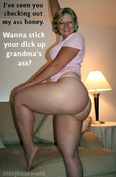 nice asses women with Older