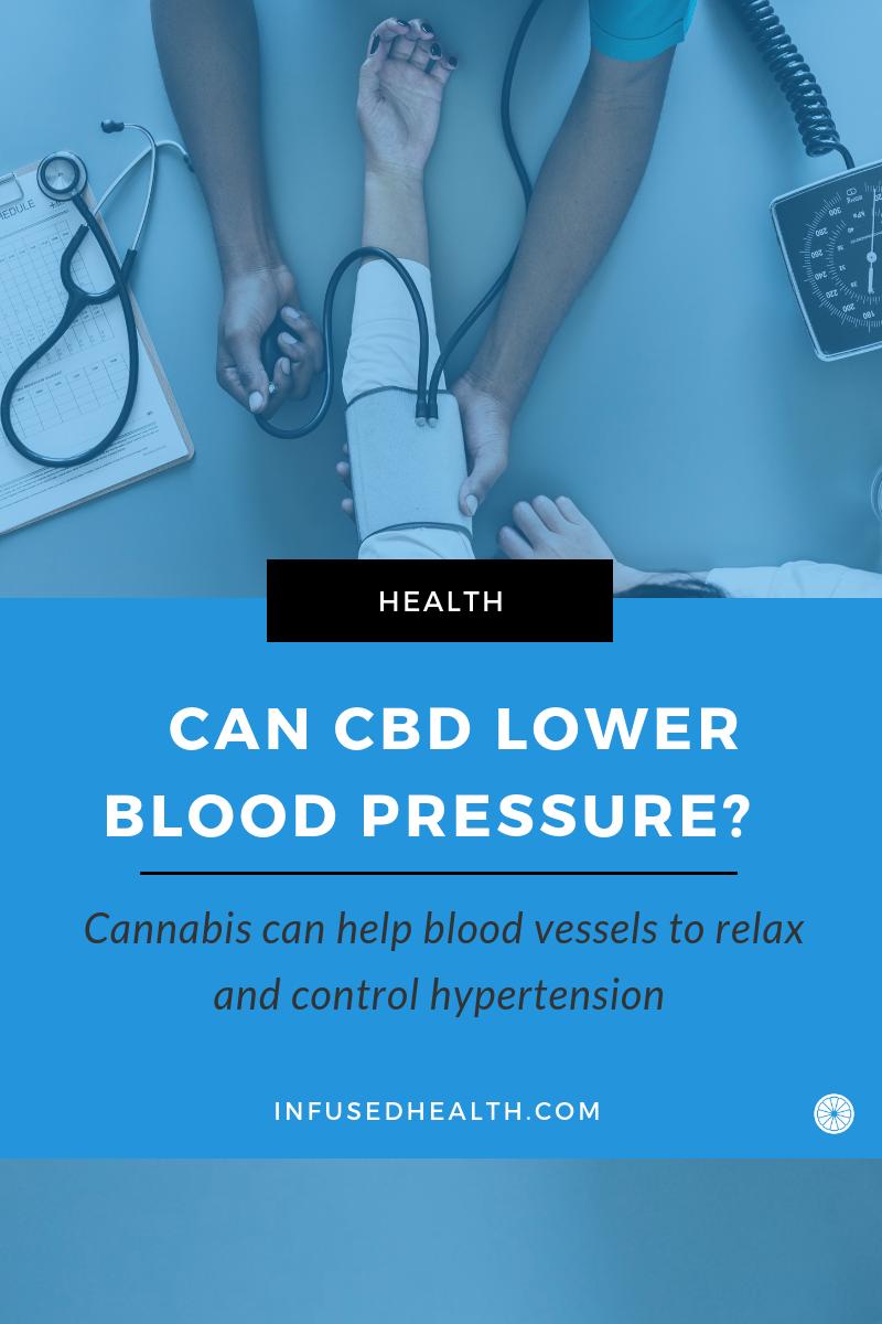 CBD & Blood Pressure - Does CBD Help ...