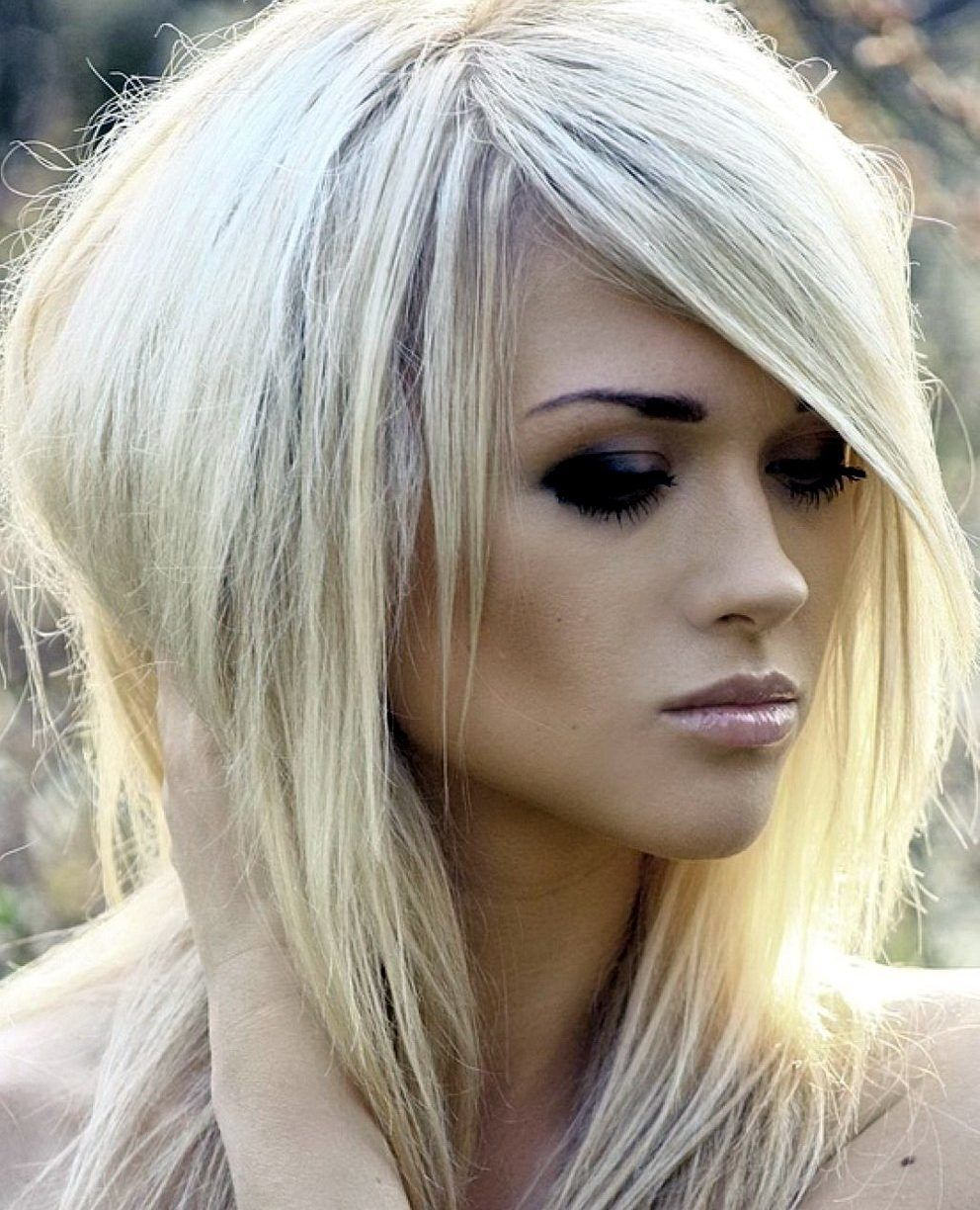 Kurze blonde Frisuren, Sommer 21 | Hairstyles 21 | Hair ...