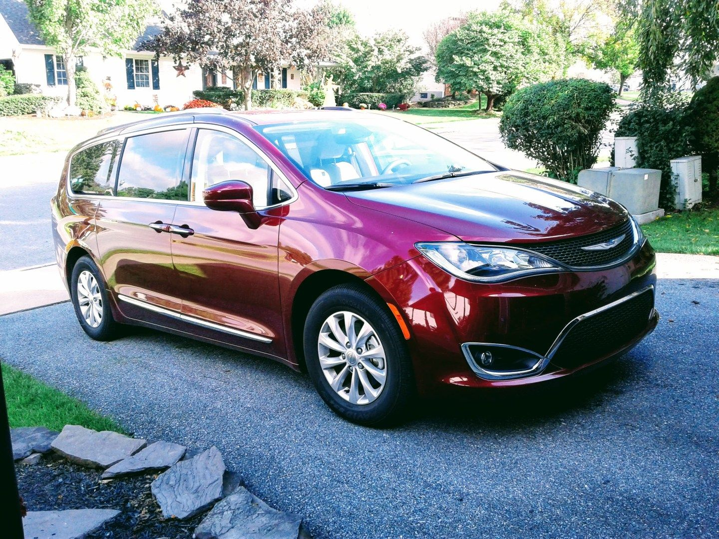 Our 2018 Chrysler Pacifica Review Chrysler Pacifica Pacifica