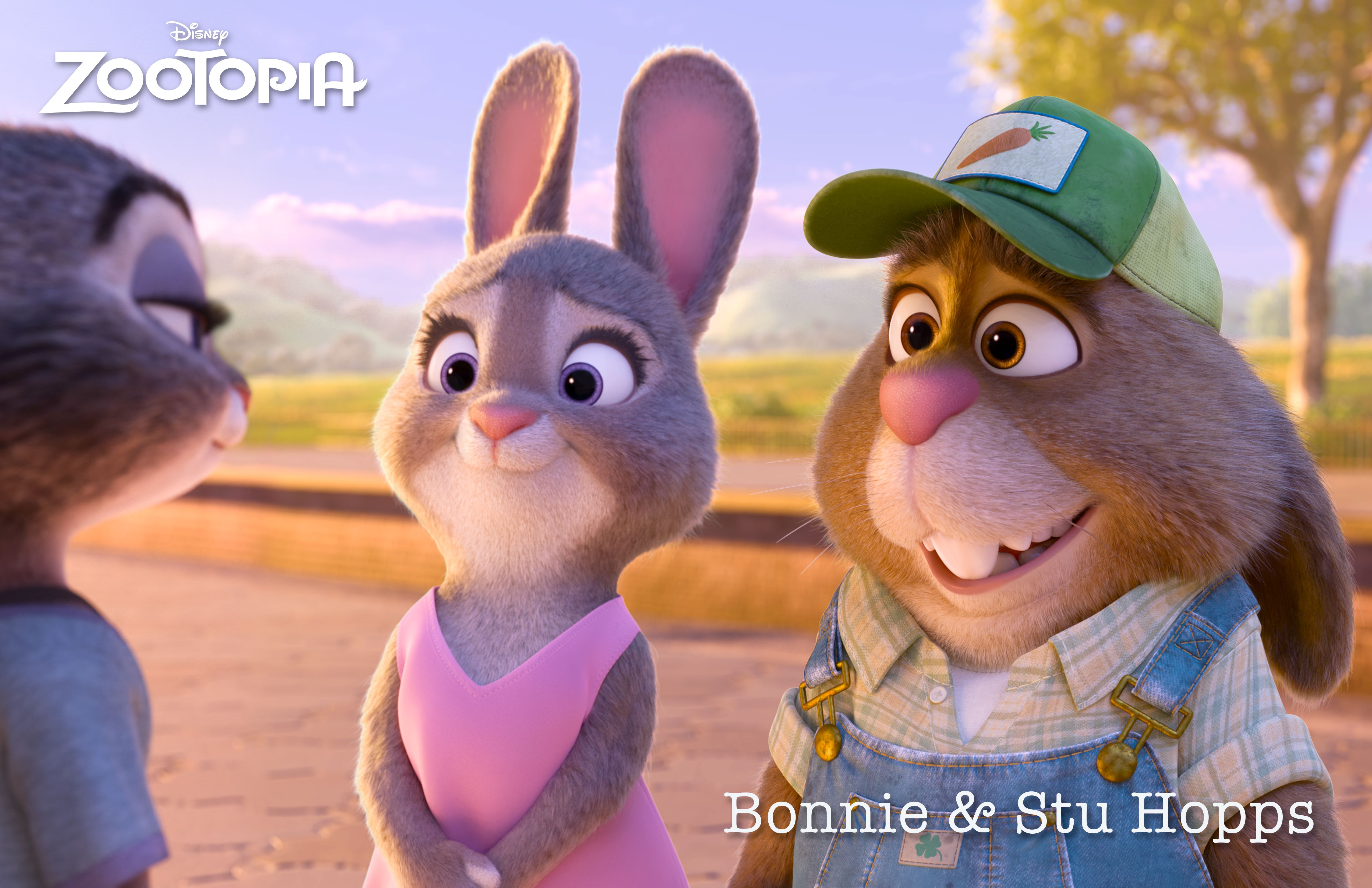 Meet The Characters Of Zootopia Disney Movies Pinterest Disney