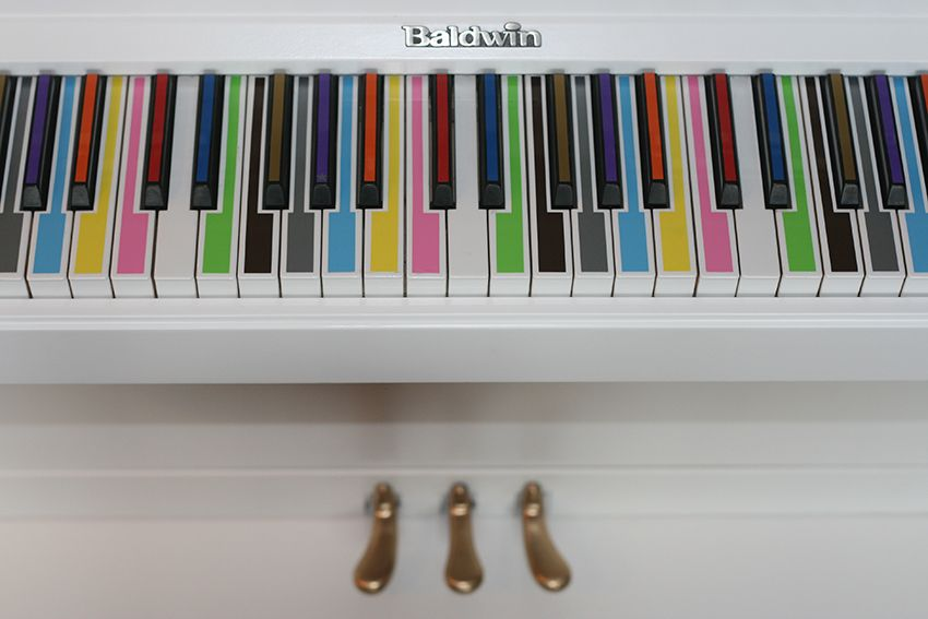 Baldwin Color Of Music Piano