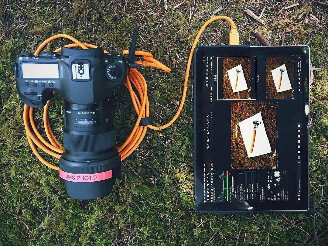 Nikon d800 tethering