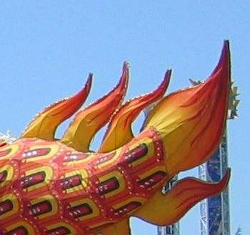 chinese dragon tail | spirital animal project | Pinterest ...