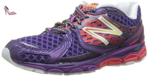 chaussure new balance violette