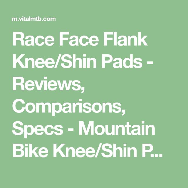 Race Face Flank Knee Shin Guard Racing Face Math