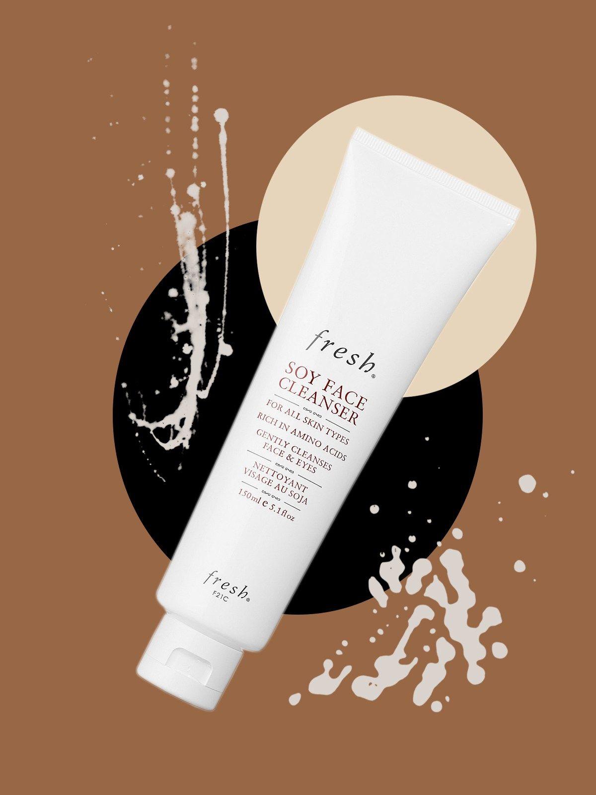Fresh Soy Face Cleanser Milk