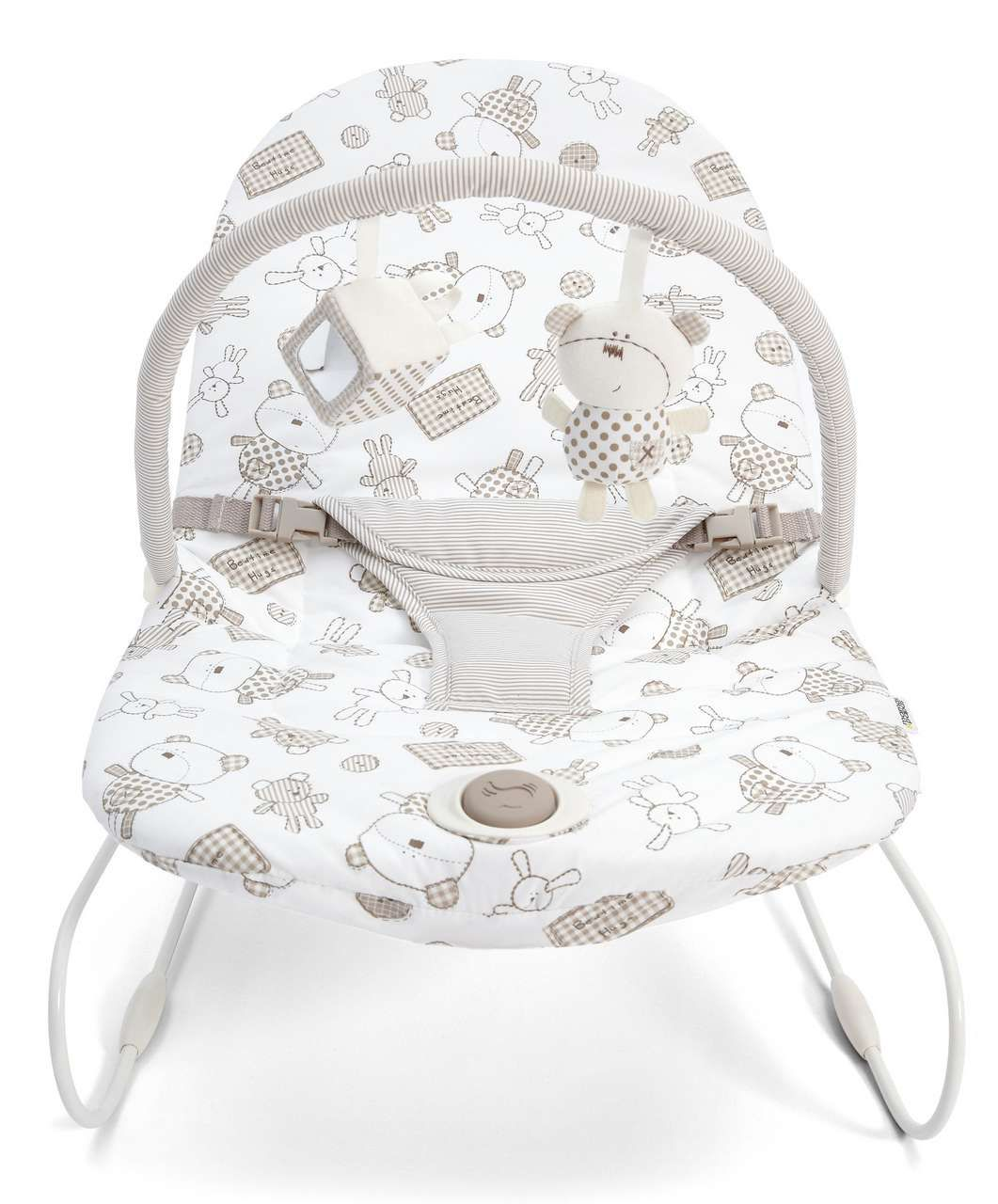 Swing Chair Mamas And Papas White Covers Sashes Bubble Bouncer Bedtime Hugs View All Rockers Bouncers Swings