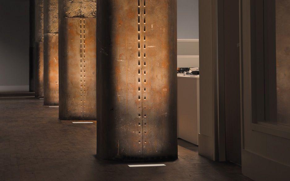 Column Uplight Wall Wash Lighting Outdoor Light Fixtures Column Lights