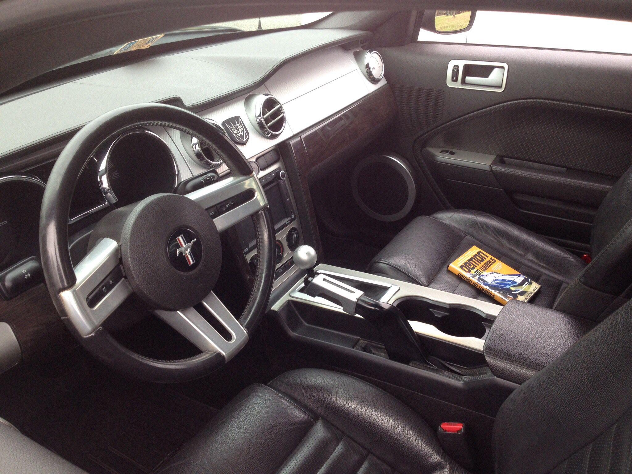 16 Mustang Gt Cabin Ideas 2007 Mustang Gt 2016 Mustang Gt Mustang