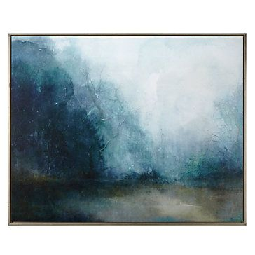 Awash Canvas Art By Type Z Gallerie