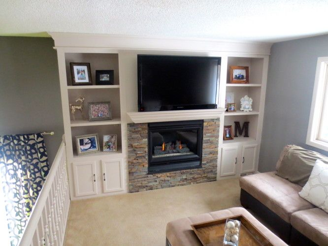 Fireplace Idea For Our Living Room