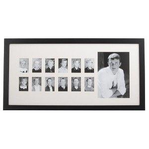 Picture Day Collage Frame Black Target Mobile School Years Picture Frame School Picture Frames Photo Frame