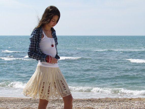 Casual summer fashion - Beach style  by OJ Finkel on Etsy