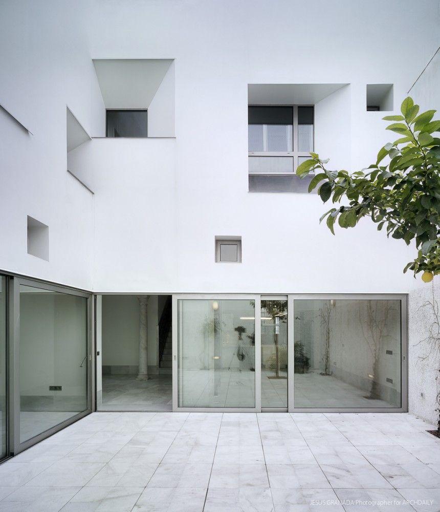Malpartida House / SV60 Arquitectos