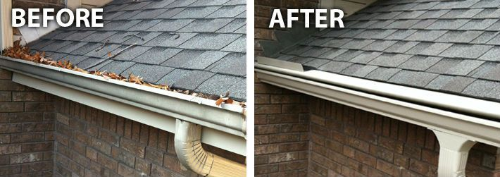 Leaf Shield Installed On Your Home Gutter Cleaning Becomes A Thing Of The Past Leaf Shield Is A Seamless Gutters Cleaning Gutters Copper Gutters