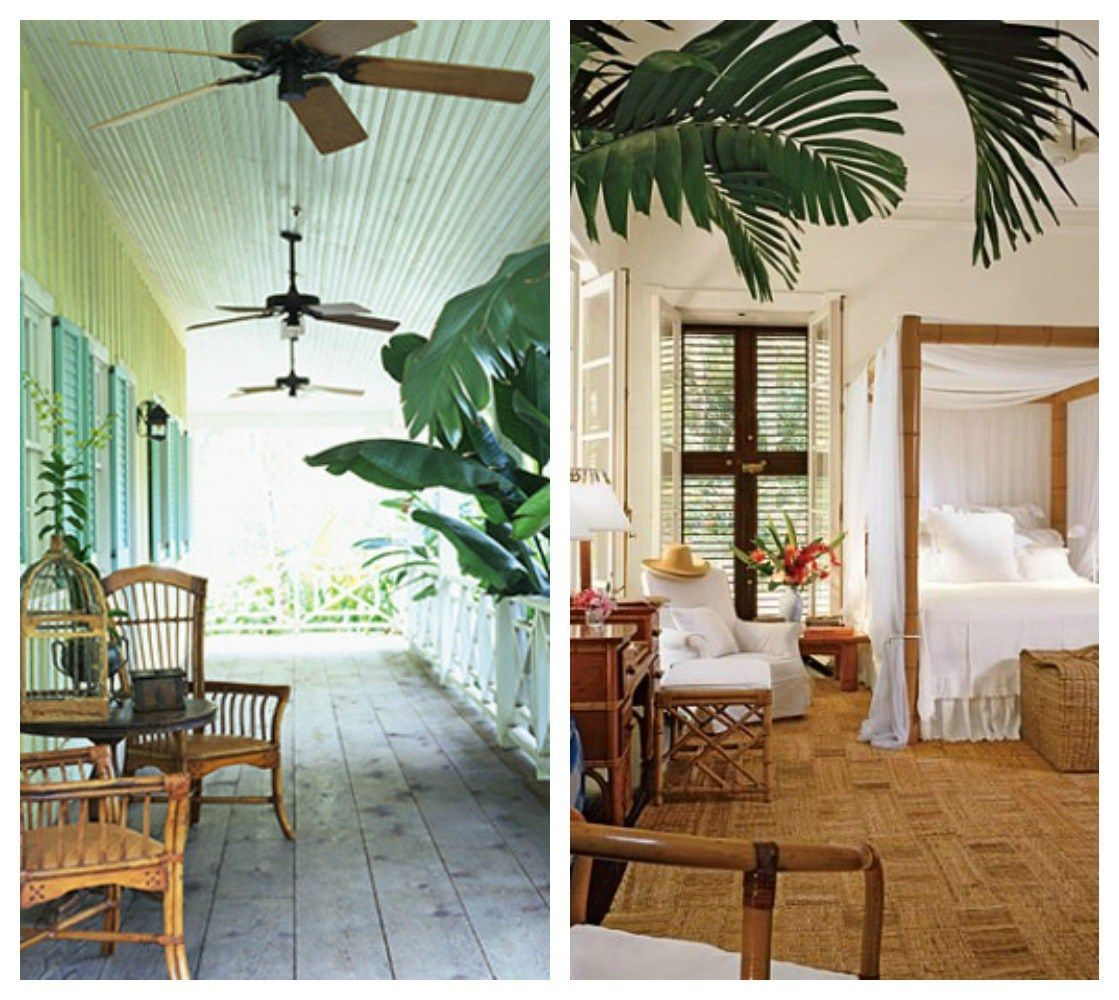 Tropical British Colonial Style British Colonial Style